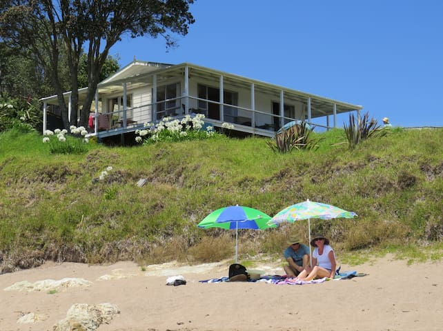 Beachfront Escape - Tapeka Bach - Russell - House