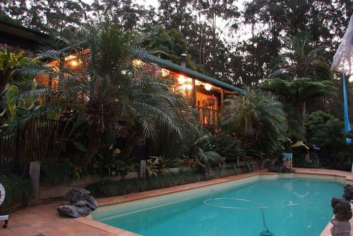 Yarralen Retreat 40acre paradise 3 - Yarrahapinni - Hus