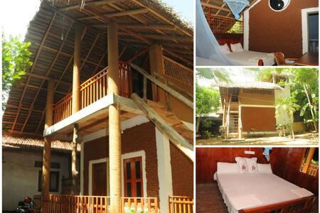 Mud cabana - Tissamaharama