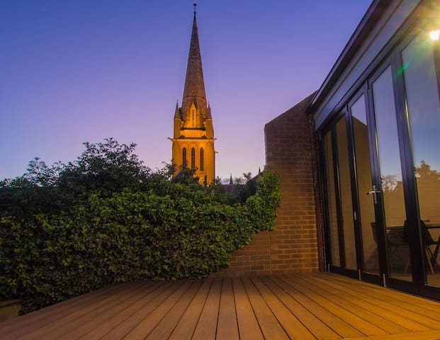 Fernville Terrace - Cathedral Views. - Bendigo