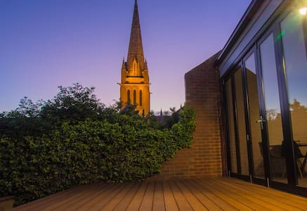 Fernville Terrace - Cathedral Views. - Bendigo - Dom