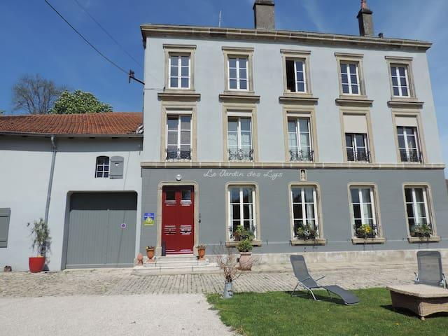 Chambres et table d'hôtes - Gemmelaincourt