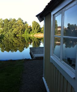 Lakeside B&B close to city center
