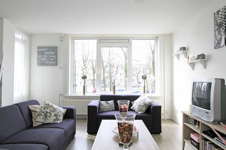 Spacious apartment,near westerpark