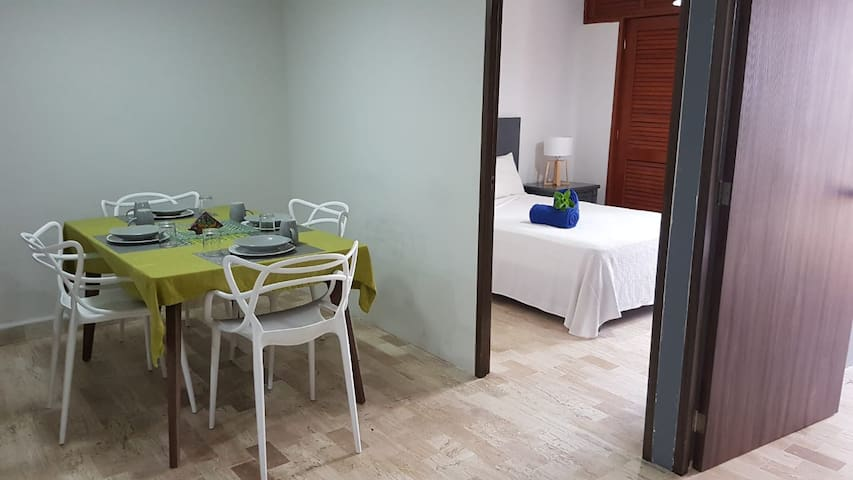 The apartment 4 you in Cancun