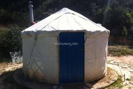 Yurt in Spain - Maella