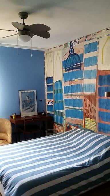 Chambre en étage