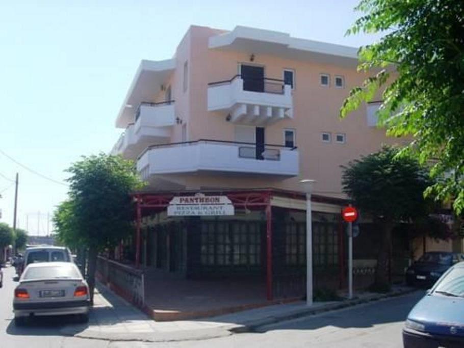 Bouboulinas street &Irodotou .