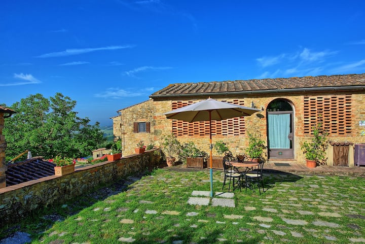 Borghetto - Country House with private swimming pool in Chianti, Tuscany