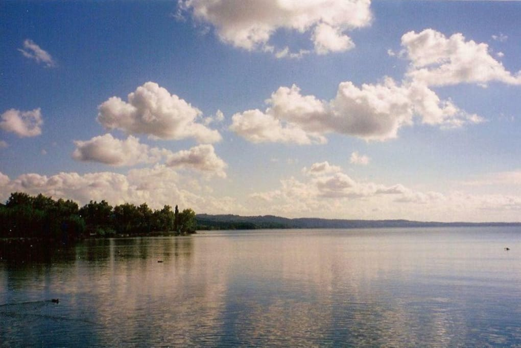 Another Lake Bolsena view