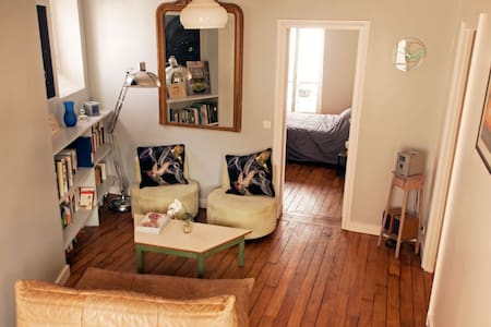 Charming Flat for 2 in Montmartre