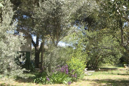 CHARMING LITTLE COTTAGE IN PROVENCE - Lambesc