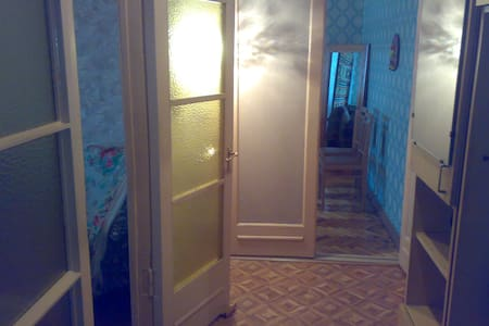 Roomy 3-bedroom flat - Kharkiv - Lakás