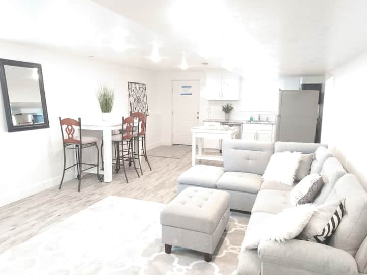Peaceful Haven Daylighted Basement