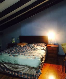 Room in city center + WIFI - Donostia