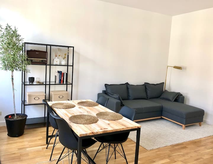 New! In the HEART of Brussels, Flagey