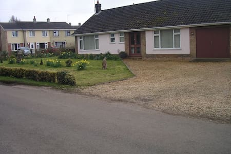 West Norfolk/Cambs border - West Walton, Wisbech - West Walton - Bungalov