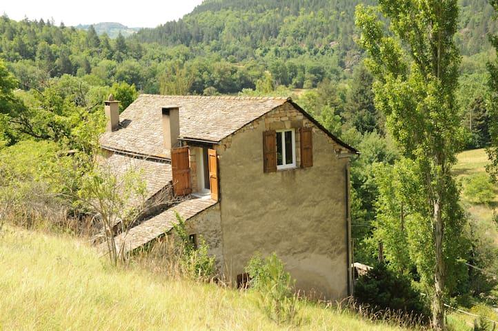 Sabatou, le cottage Cévenol - Florac - Hus