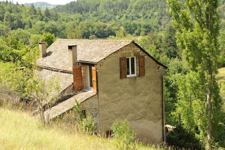 Sabatou, le cottage Cévenol - Florac