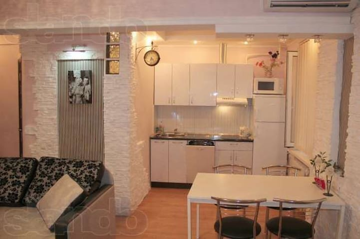 Beautiful apt in an old sity Center, Podol