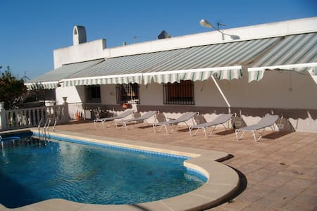 Maison SANTA POLA avec piscine  - エルチェ