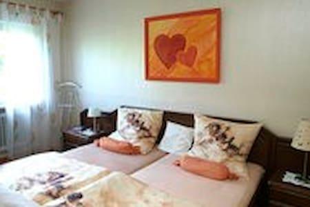 Komfortables Doppel-Zimmer - Rodgau
