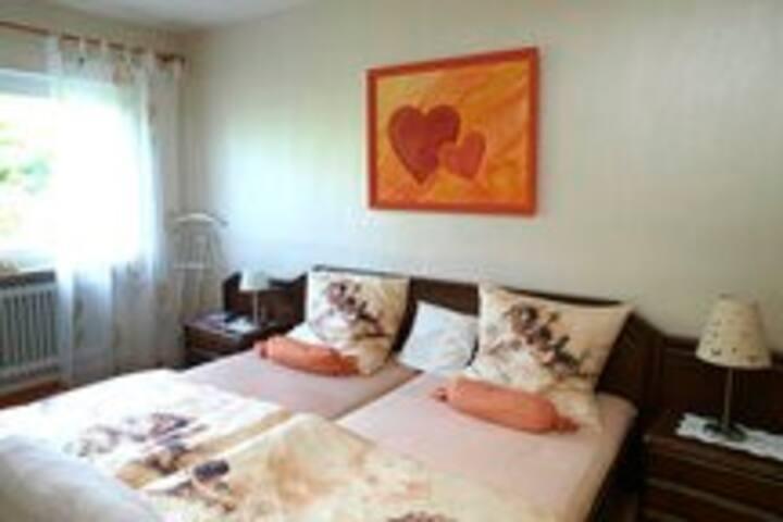 Komfortables Doppel-Zimmer
