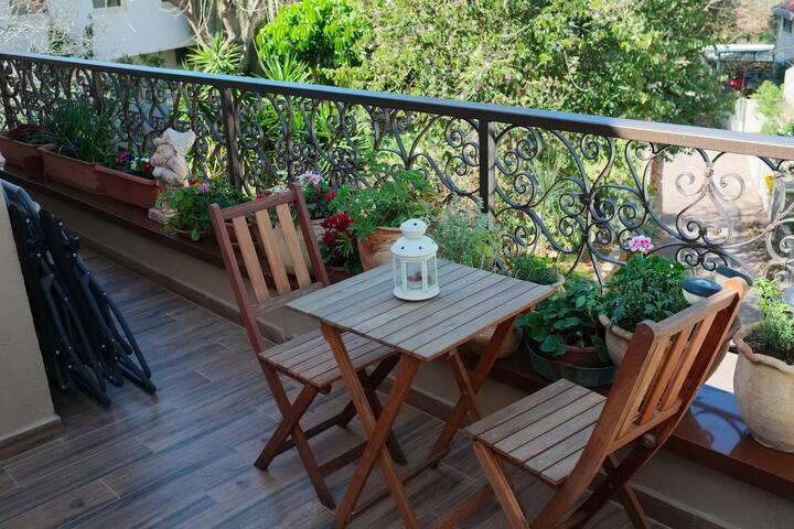 The Green nest,  a great home away - Herzliya - Byt
