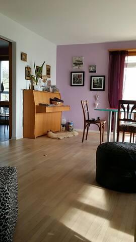 Traumzimmer - Susten Susten - Apartamento