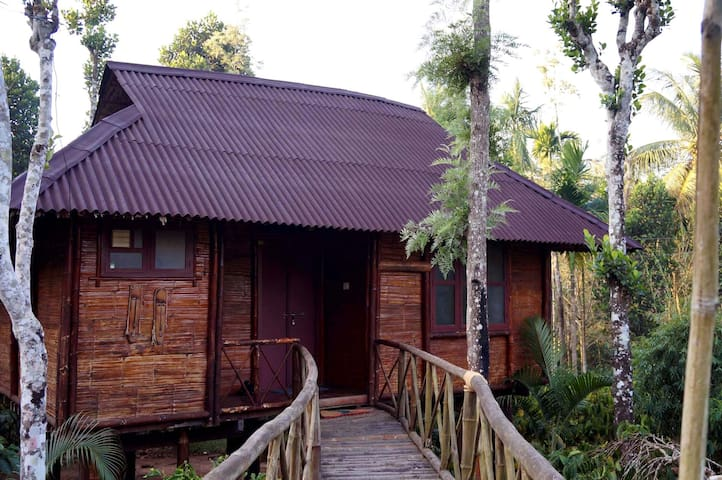 The Treasure Trove Homestay - Meenangadi - Pousada