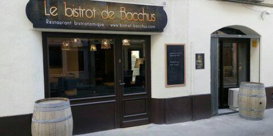 Le chef Guillaume vous attend au Bacchus rue marioge !! Regalez-vous !!!!