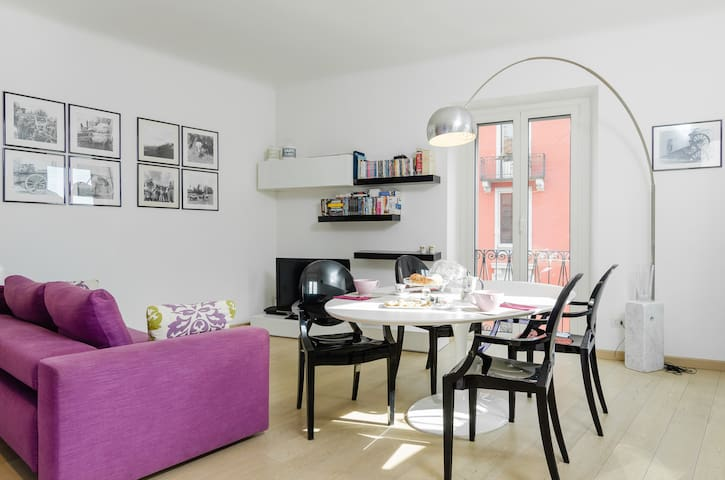 Amazing flat on Naviglio Grande - Milan - Apartment