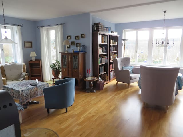 Appartement and Garden - Kastel-Staadt - 아파트