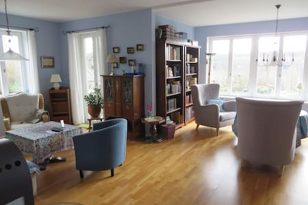 Appartement and Garden - Kastel-Staadt - Apartment