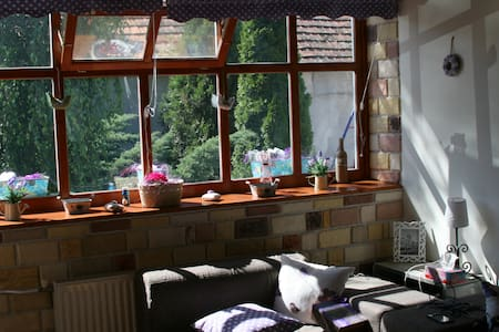 Provencal feeling in rural Hungary (L) - Tiszaroff - Квартира
