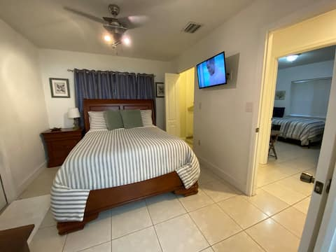 Independent In-Law Quarters/Guest Suite