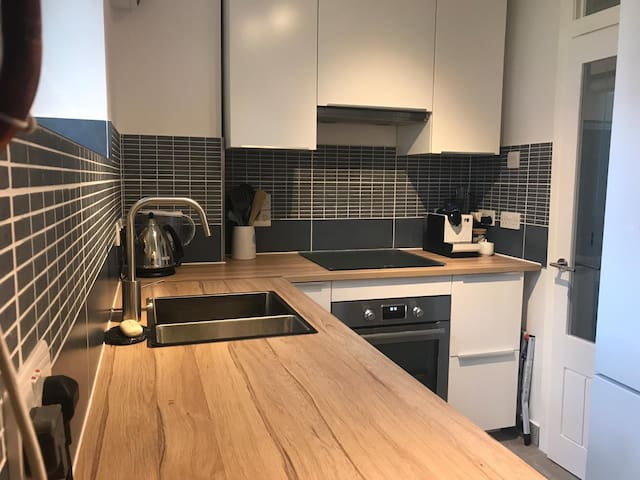 Cosy flat close to London City Airport & Greenwich