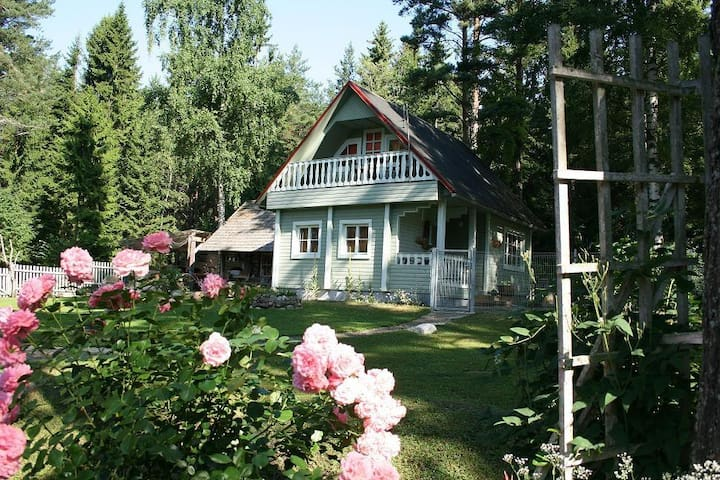 Cozy weekend getaway, Kärka guesthouse