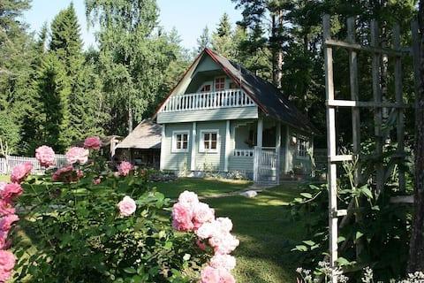 Cozy weekend getaway, Kärka guesthouse