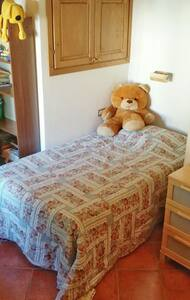 Room in park,only19'train->Florence - Montelupo Fiorentino - House