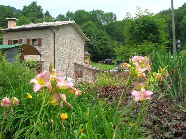 Exclusive location completely surrounded by nature - Erbezzo - Casa