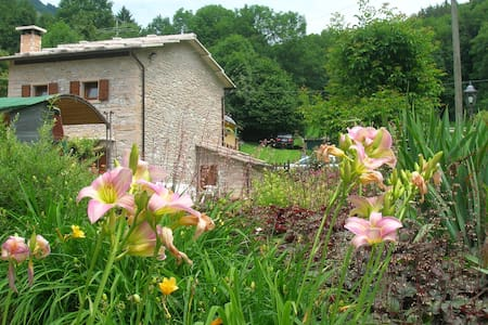Exclusive location completely surrounded by nature - Erbezzo - Ház