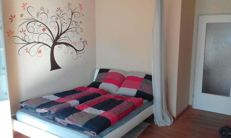 Sunny with terrace just 6min to oldtown by bus - Innsbruck, Austria - Apartamento