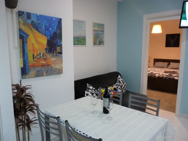 APARTAMENT NEAR TO BEACH+WIFI+TERRACE