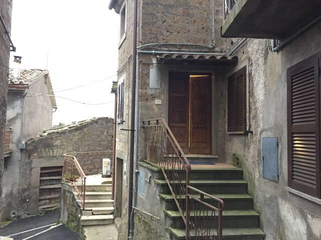 Piccolo appartamento  - Bomarzo - 公寓