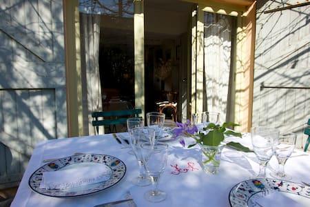 Maison de village avec jardin - Maillane - Maison