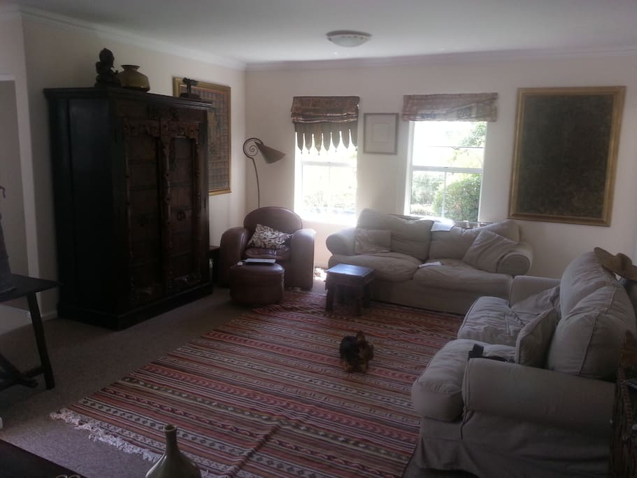 The sittingroom