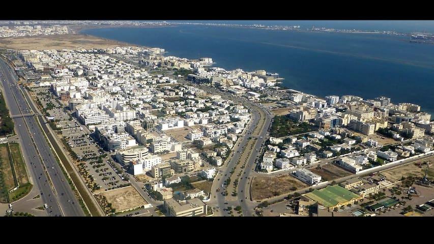 TRÈS BEL APPART LAC DE TUNIS - Tunis  - 아파트