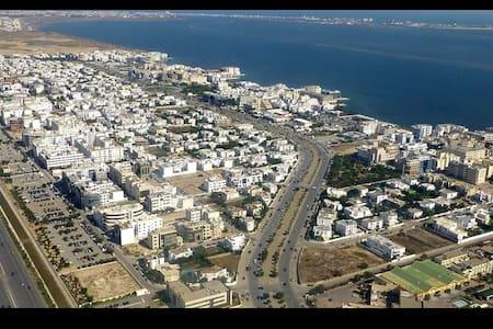 TRÈS BEL APPART LAC DE TUNIS - Tunis  - Daire