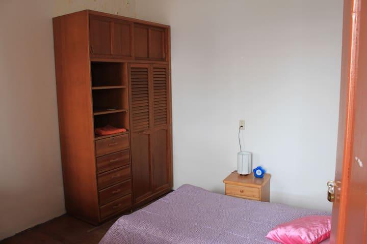 Habitación en La Candelaria. Opción curso español. - Bogotá - Haus
